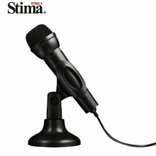 Micrófono Dinámico Sobremesa Jack 3.5/6.35 mm SMD6354