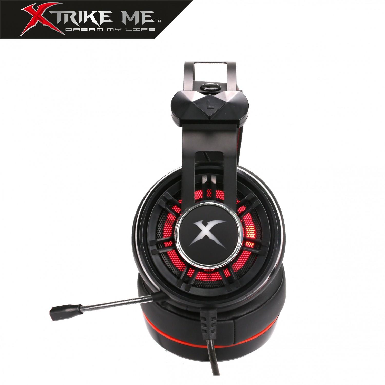 Auriculares Gaming con Micrófono 40 mm Retroiluminado GH913