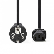 Cable de alimentación | Schuko Macho - IEC-320-C13 | 1.5 m EPC8002