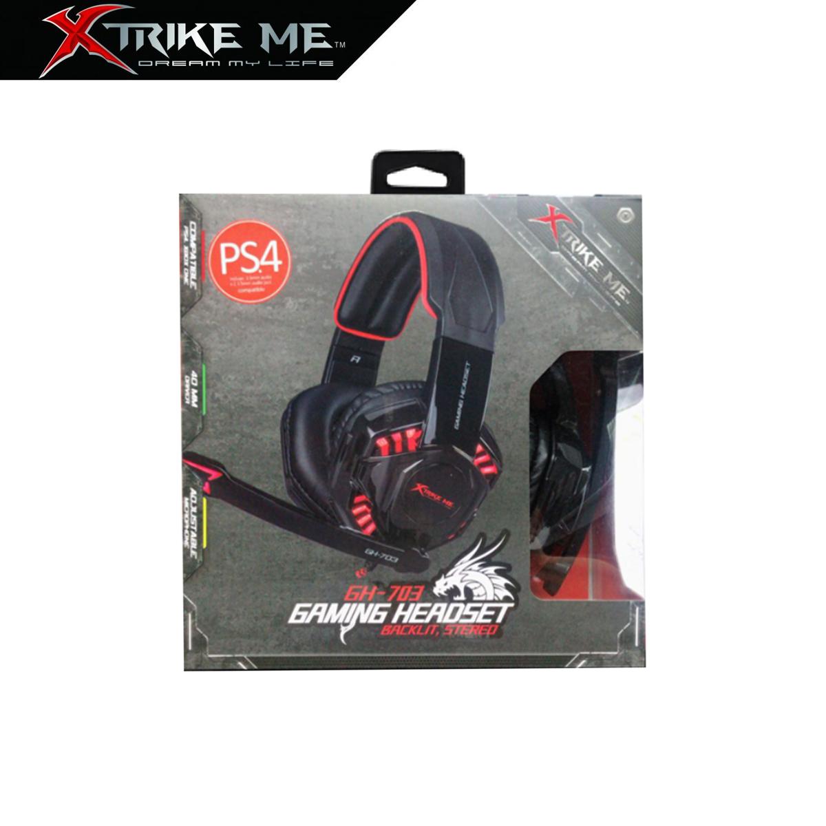 Auriculares Gaming con Microfono GH-703