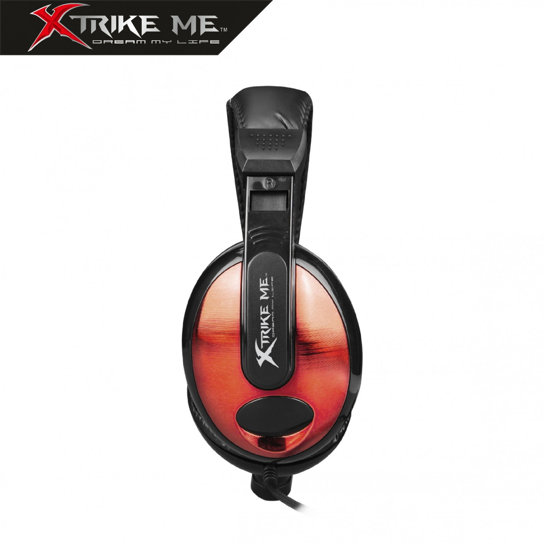 Auriculares Gaming con Micrófono Driver 40 mm HP307RJ