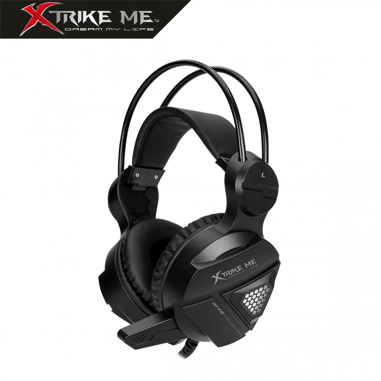 Auriculares Gaming con Micrófono 50 mm 7.1 Surround GH918