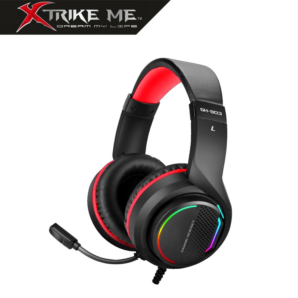 Auriculares Gaming Sonido 7.1 con Micrófono GH-903