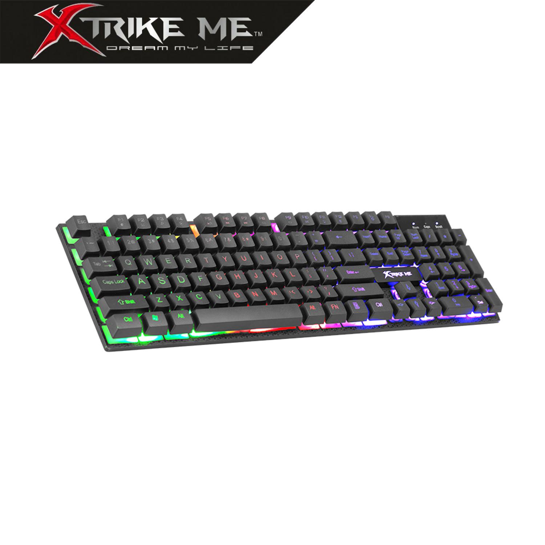 Teclado Gaming Gran Formato KB-305SP
