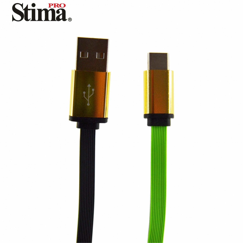 Cable USB TIPO-C a USB Macho v2.0 de 1 metro STU6327