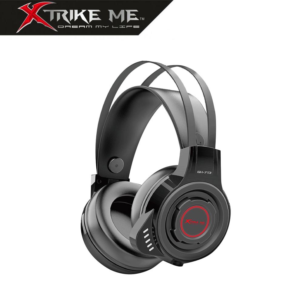 Auriculares Gaming con Micrófono GH-713