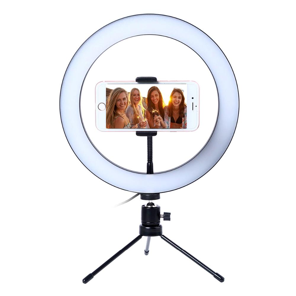 Anillo de Luz LED Fotografia 10