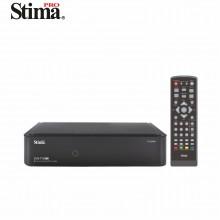 Sintonizador DVB-T2 HD 1080p con Grabación USB ST8300R