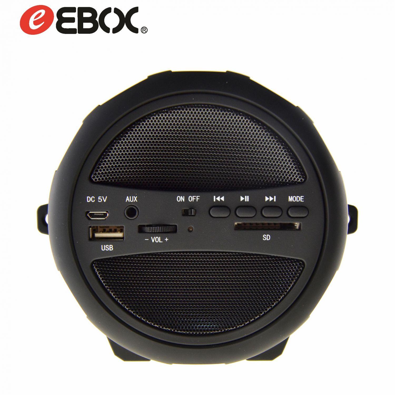 Altavoz Bluetooth Multimedia USB/SD/AUX EAC6303