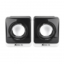 Altavoces Multimedia PC/Portátil 2.0 Jack 3.5 mm SK-202