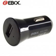 Cargador de Coche USB 1A ECC7070