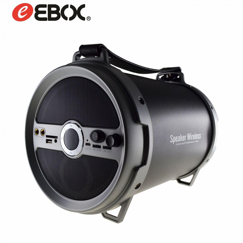 Altavoz Bluetooth Multimedia Karaoke USB/SD/AUX EAK6807