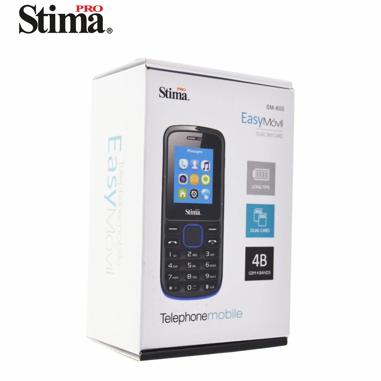Teléfono Móvil Dual SIM SM600