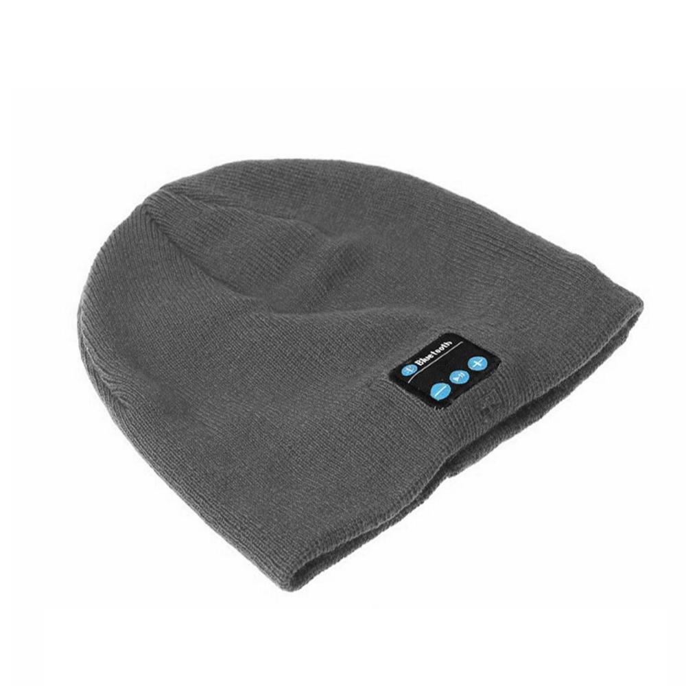Gorro con Auriculares Bluetooth con Microfono / SGR-9933