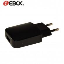Cargador de Red USB 1A ECC7073