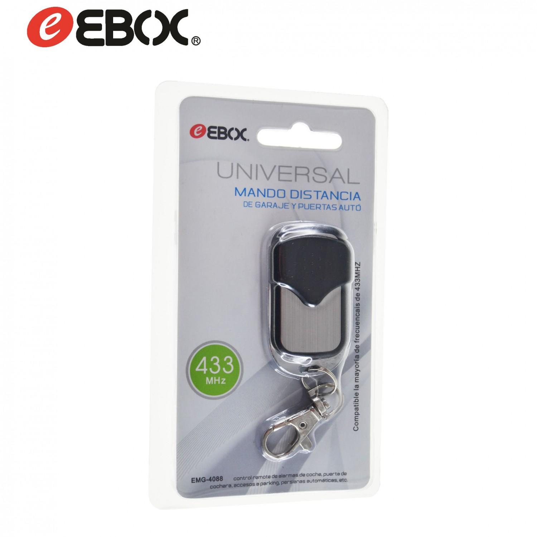 Mando Duplicador Universal para Garaje 433 Mhz EMG4088