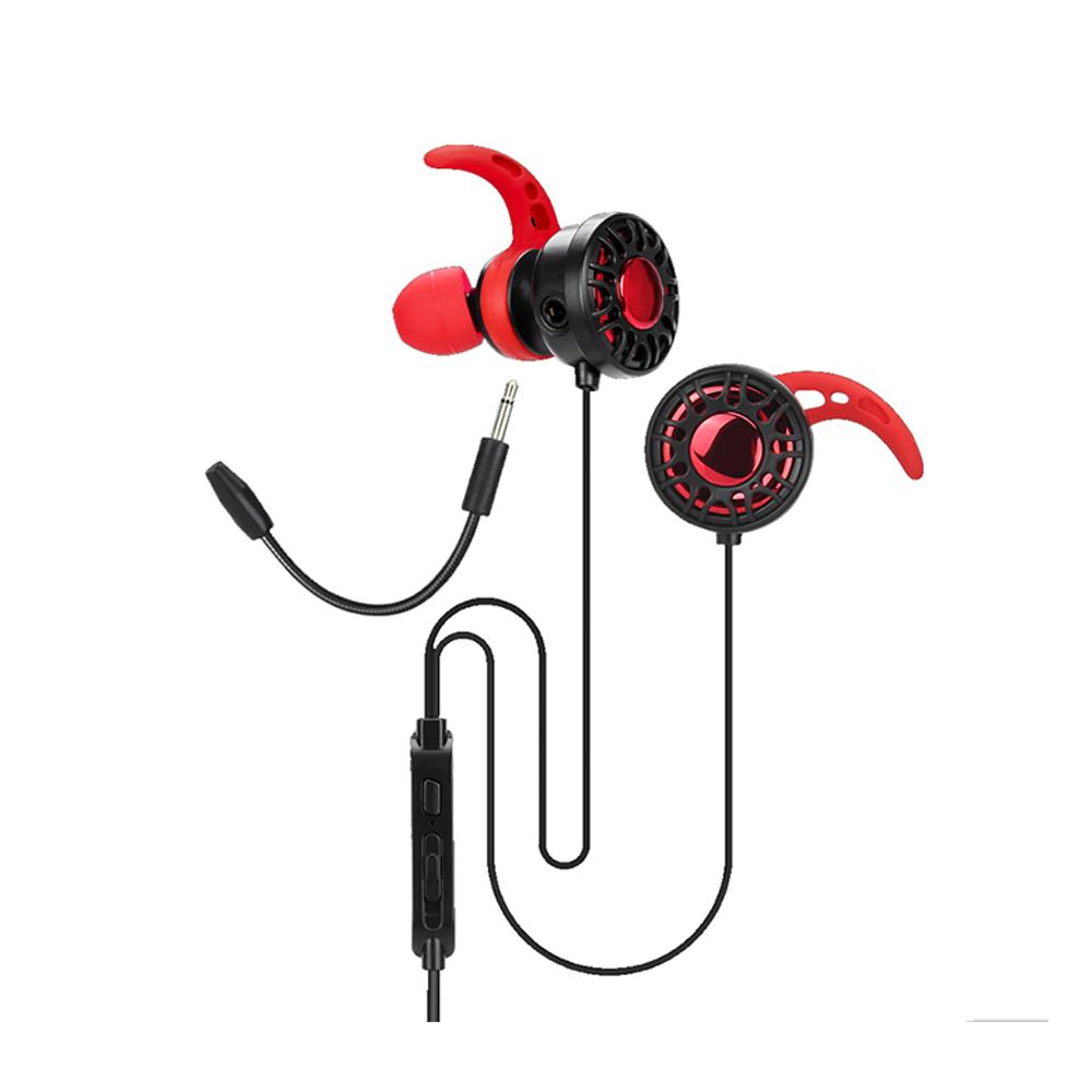 Auriculares Gaming con Microfono GE-109