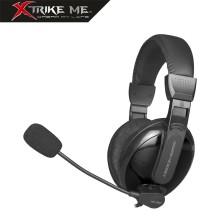 Auriculares Gaming con Micrófono Driver 40 mm HP307BK