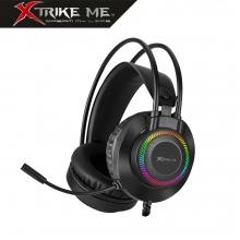 Auriculares Gaming con Micrófono 40 mm Retroiluminado GH509