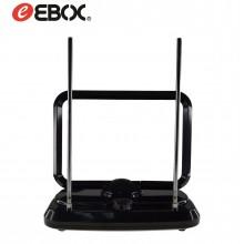 Antena DVB-T Interior Activa 38dB con Amplificador EAD7107