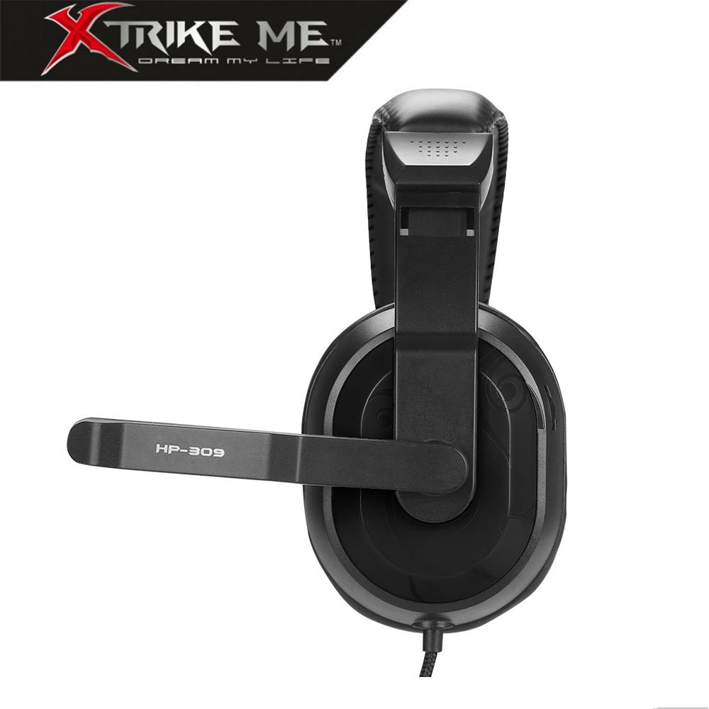 Auriculares Gaming con Microfono HP-309 PC/PS4/XBOXONE