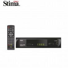 Sintonizador DVB-T2 HD 1080p con Grabación USB ST8200R